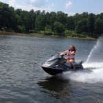 Falls Lake Jet Ski Rental in North Carolina