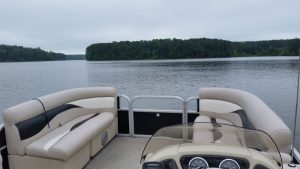 Jordan Lake Boat Rental in North Carolina