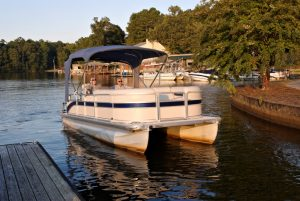 Pontoon Boats FAQ in North Carolina
